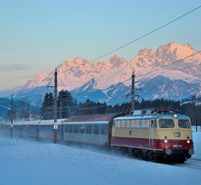 New Sleeper Train to Austria