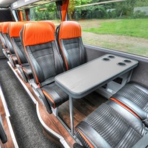 Cut your emissions travelling by coach to the Alps