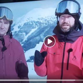 Ski Sunday advises skiers & snowboarders to 'Ski Flight Free'