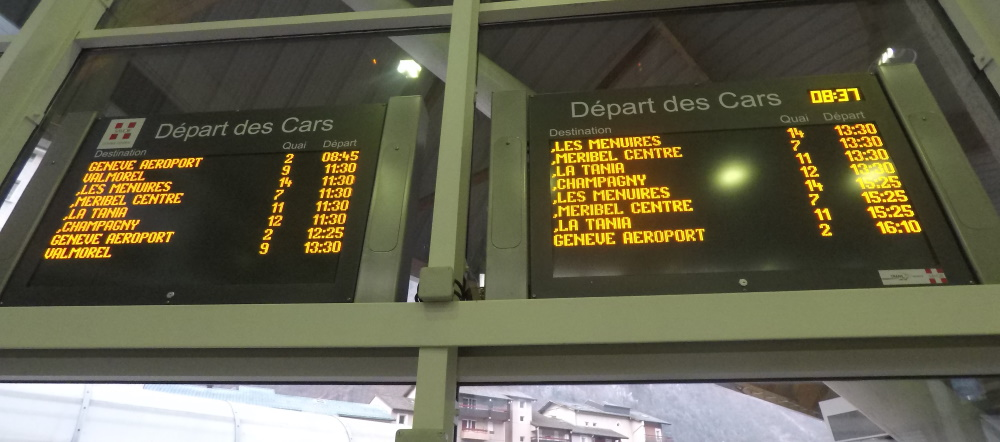 moutiers bus departures