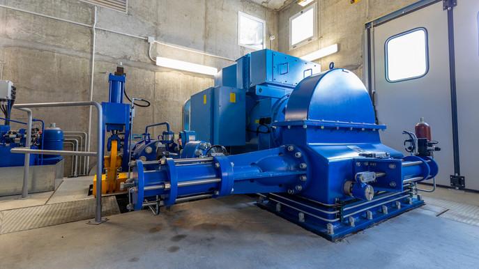 la thuile hydroelectric