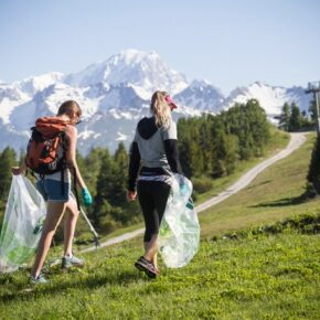 French Ski Resorts commit to sustainability