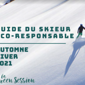 The Green Session: Your Free Guide to 'Eco' ski wear