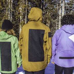 Ski Instructor uniforms 'debranded' to allow resale