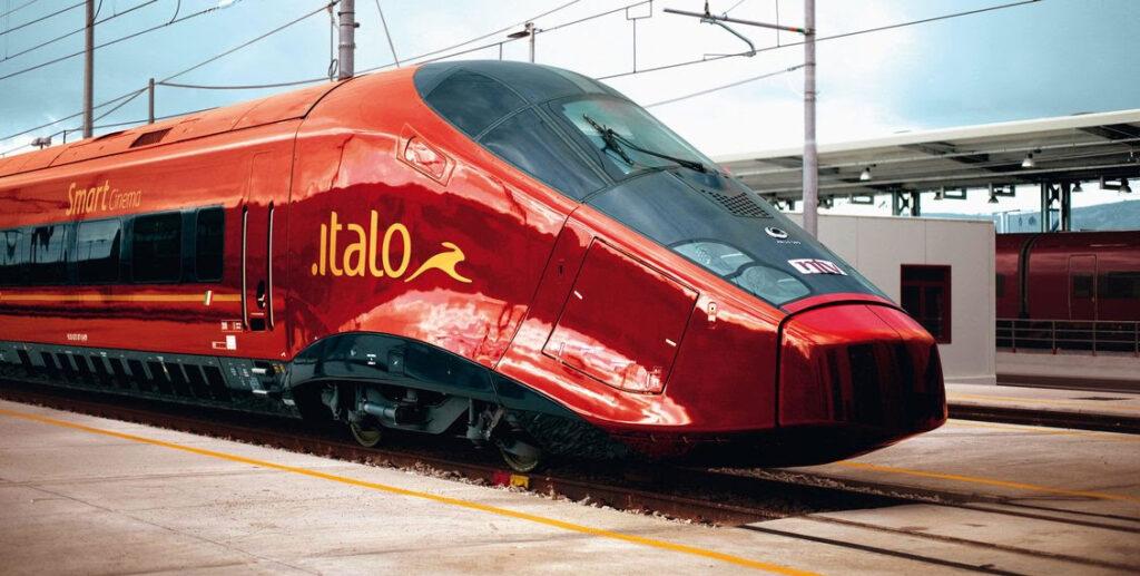 italo trains