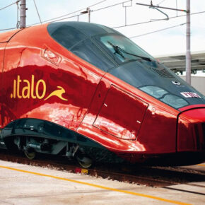 Italo success shows appetite for train travel in Europe