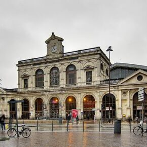 Travel by Train to the Alps via Lille