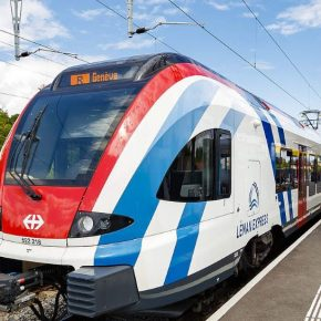 The Léman Express: New Geneva to Chamonix train service