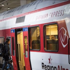 New 'Verbier Express' Service from Geneva to Verbier Opens