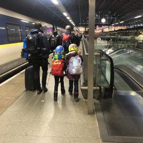 London to Zermatt by Train (Case Study)
