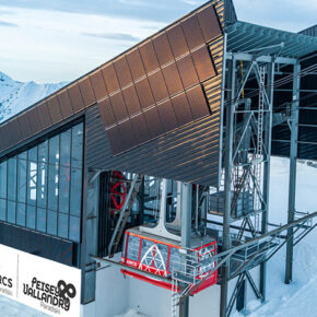 Les Arcs survey skiers for sustainability ideas