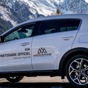 Chamonix partners with Kia Electric Vehicles