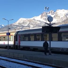 Take the night train to Serre Chevalier
