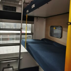 New Paris to Pyrenees Night Train for 2021/22